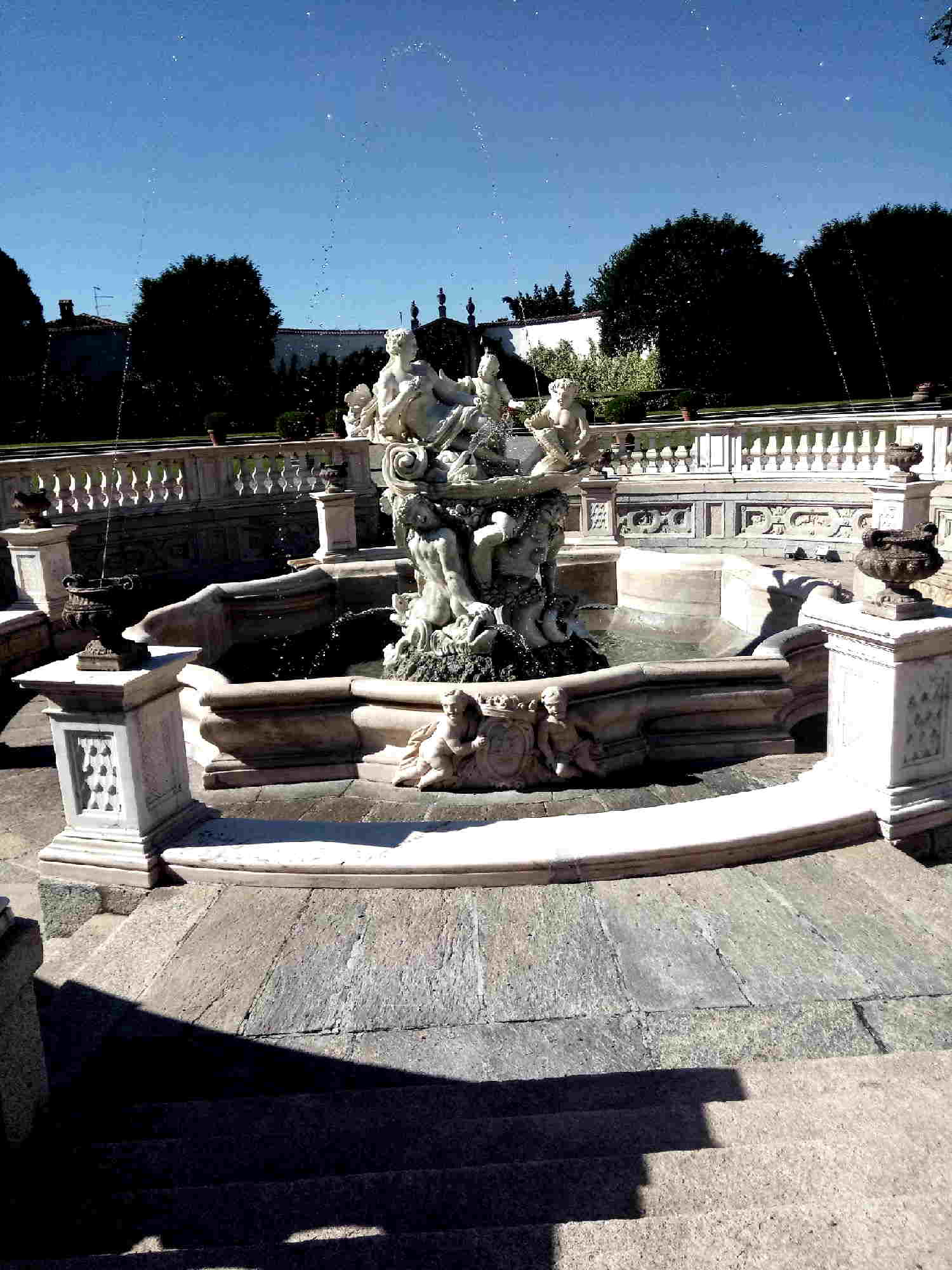 Villa Litta Fontaine l